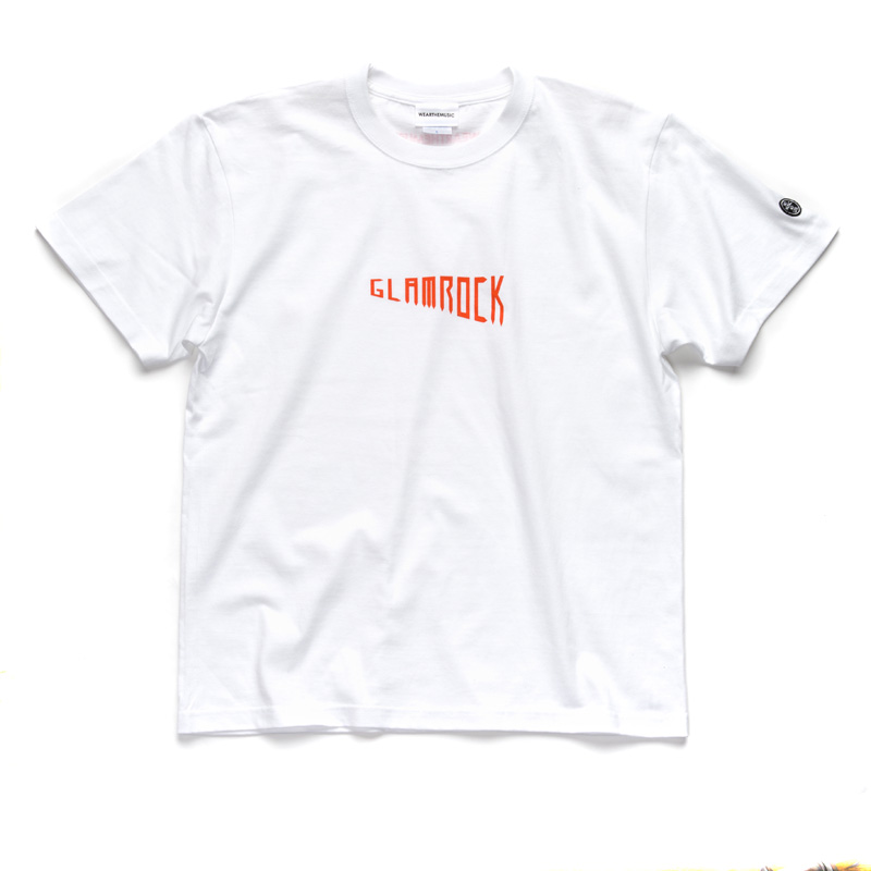 WTM_ジャンルT-Shirts GLAMROCK ホワイト