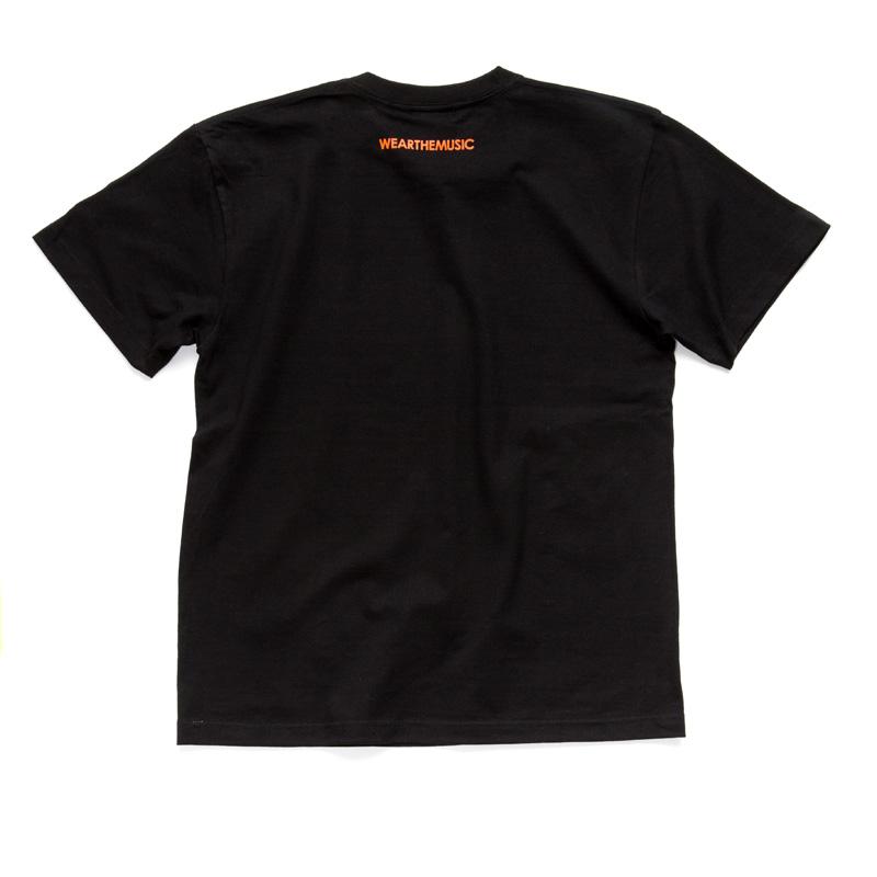 WTM_ジャンルT-Shirts GLAMROCK ブラック