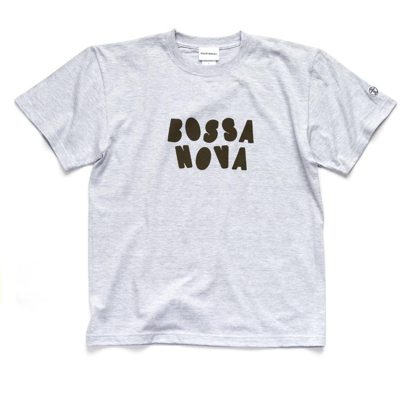 WTM_ジャンルT-Shirts BOSSANOVA アッシュ