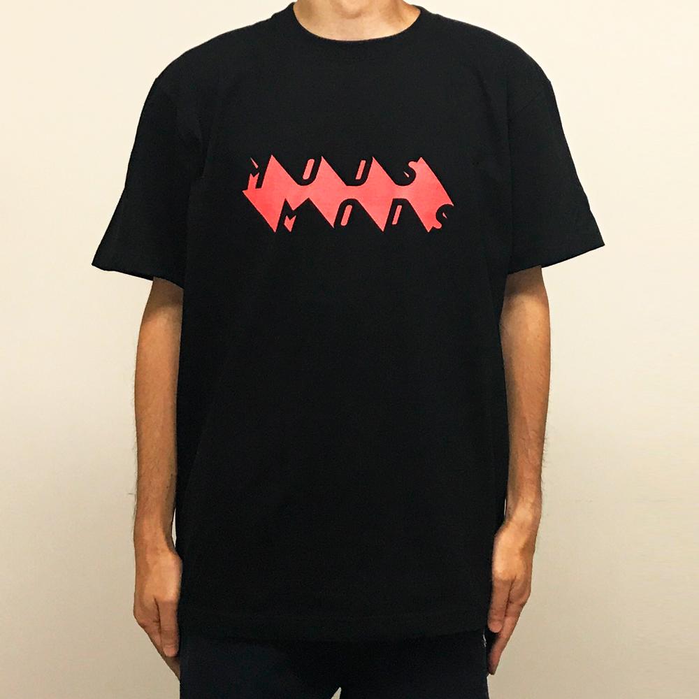 WTM_ジャンルT-Shirts MODS ブラック