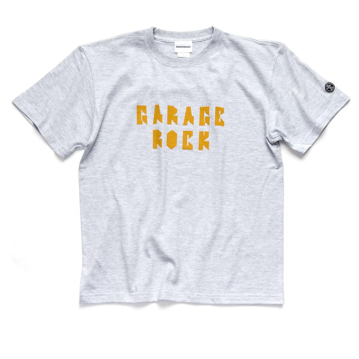 WTM_ジャンルT-Shirts GARAGE ROCK アッシュ