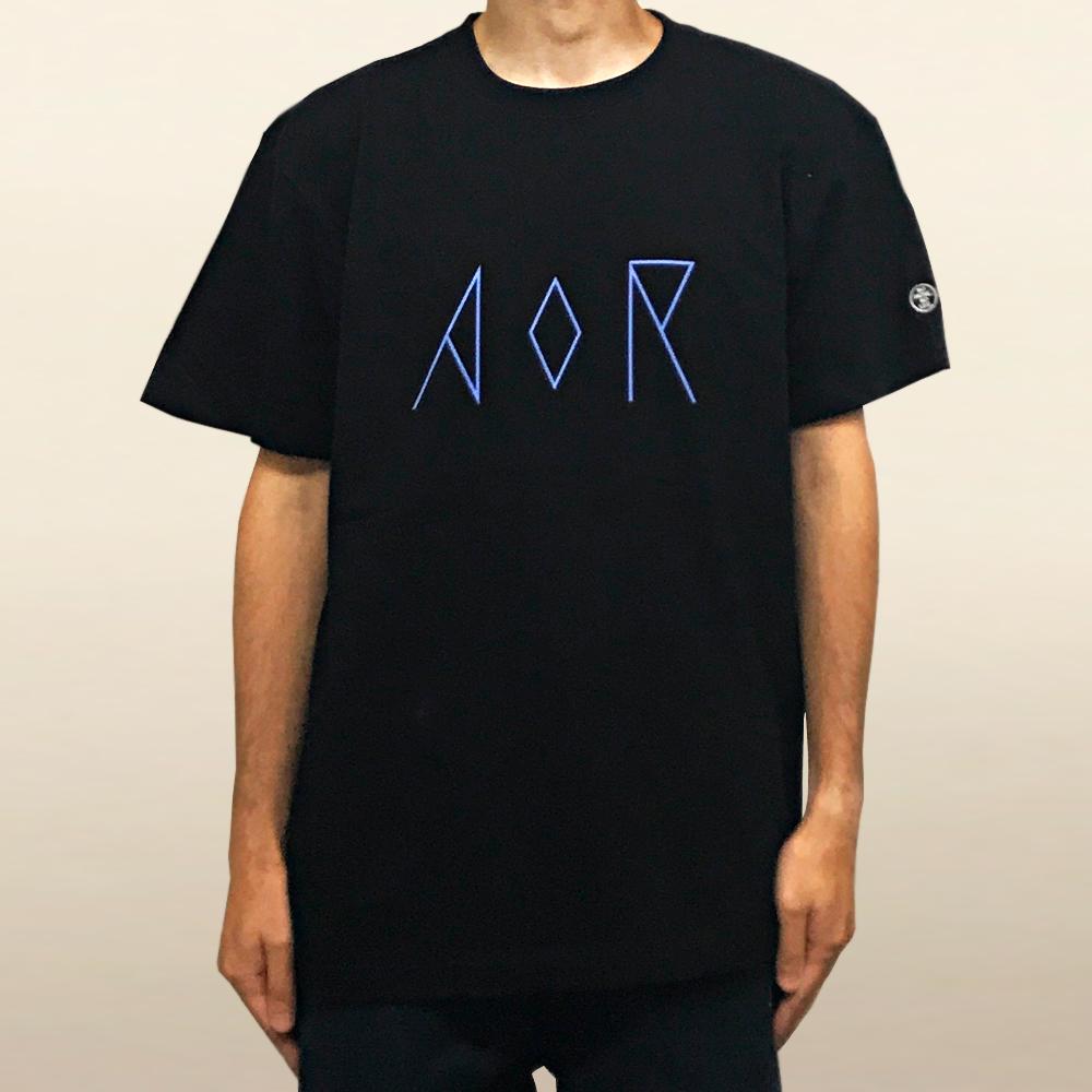WTM_ジャンルT-Shirts AOR ブラック