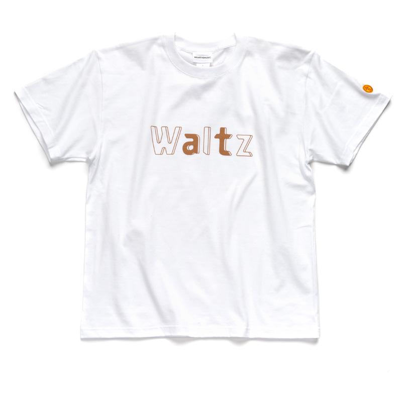 WTM_ジャンルT-Shirts WALTZ ホワイト