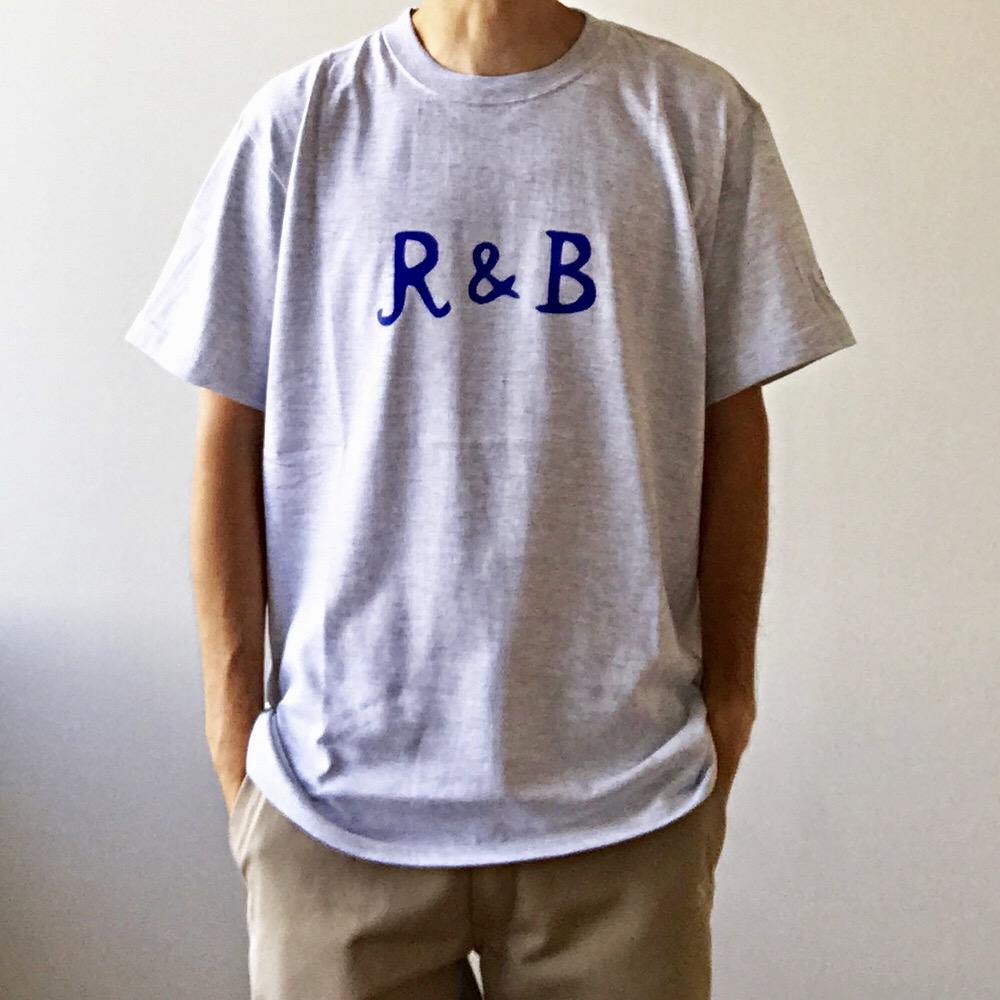 WTM_ジャンルT-Shirts R&B アッシュ
