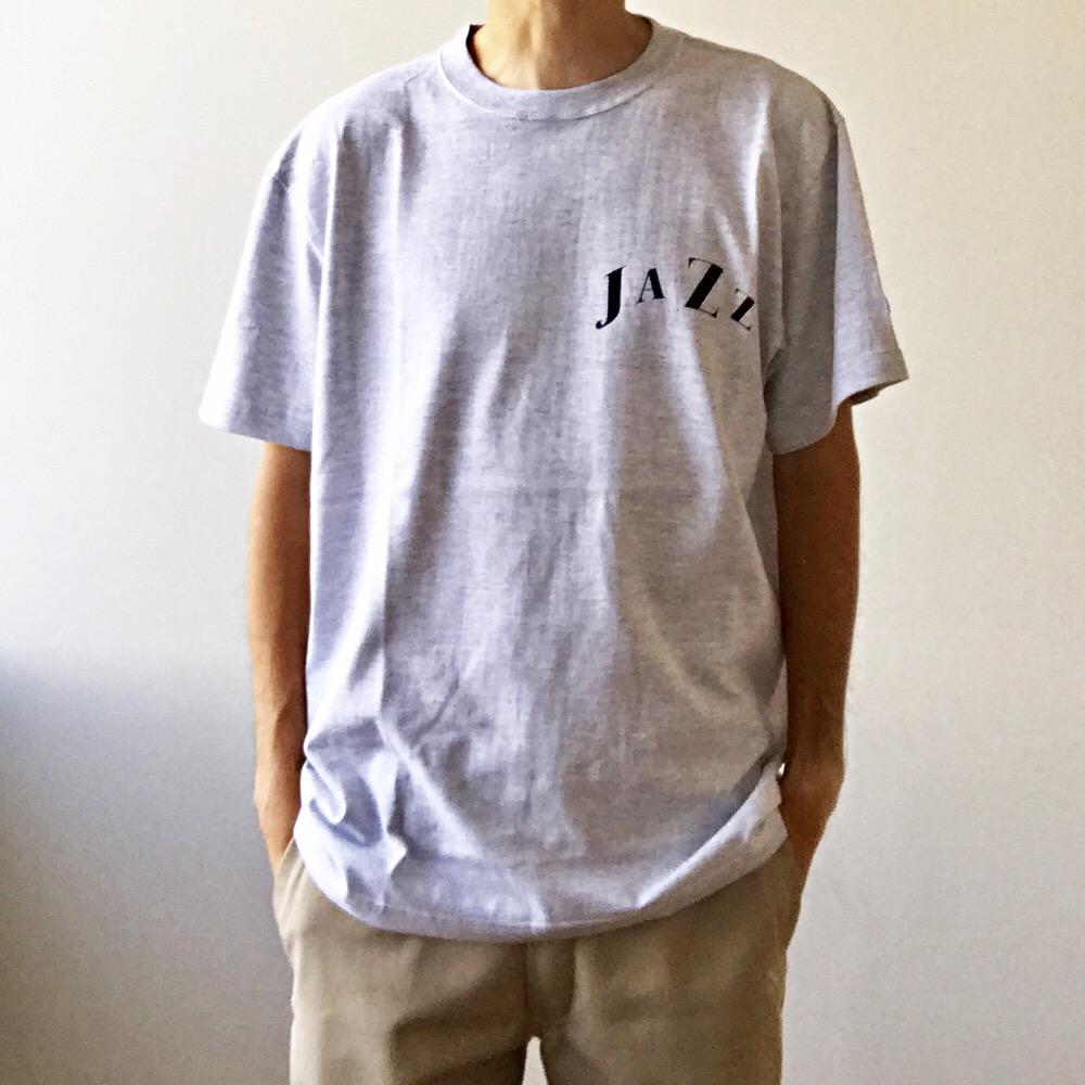 WTM_ジャンルT-Shirts JAZZ アッシュ
