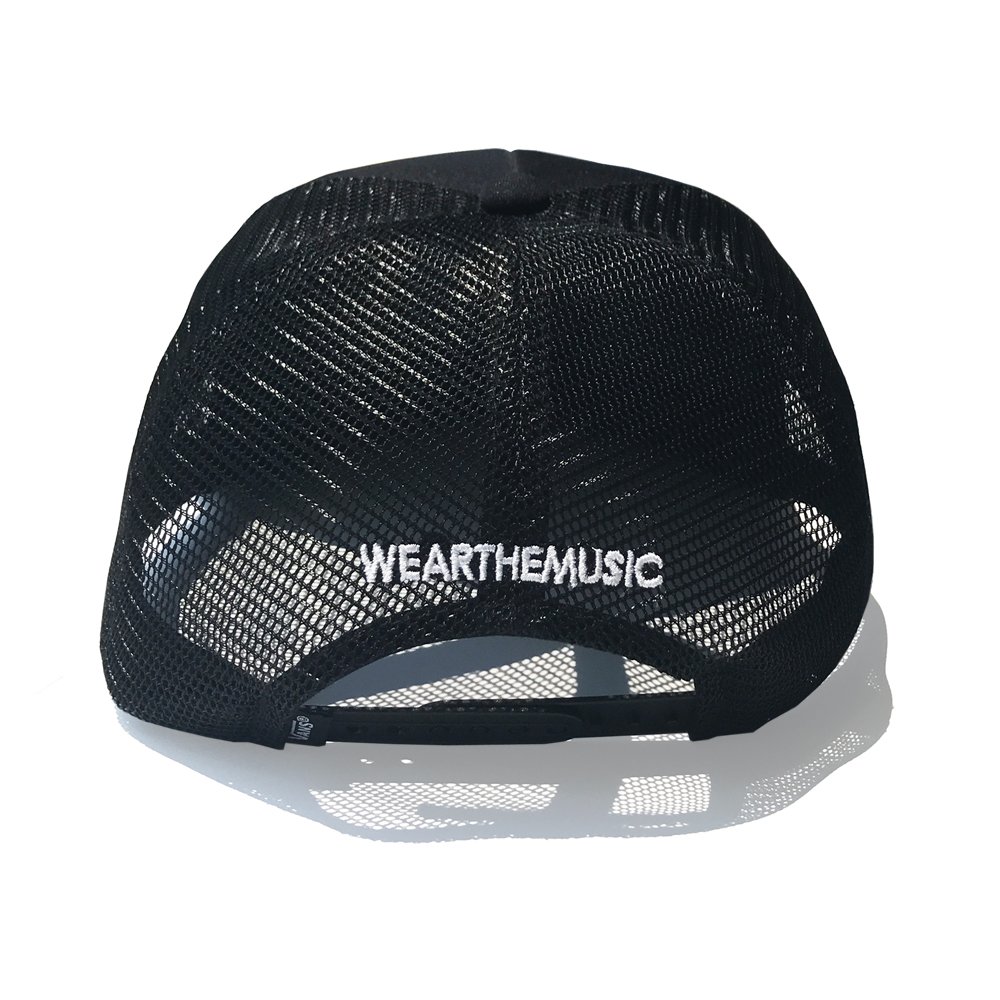 VANS × WEARTHEMUSIC CAP ブラック