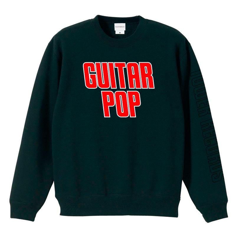 ジャンルSWEAT クルー GUITAR POP ブラック