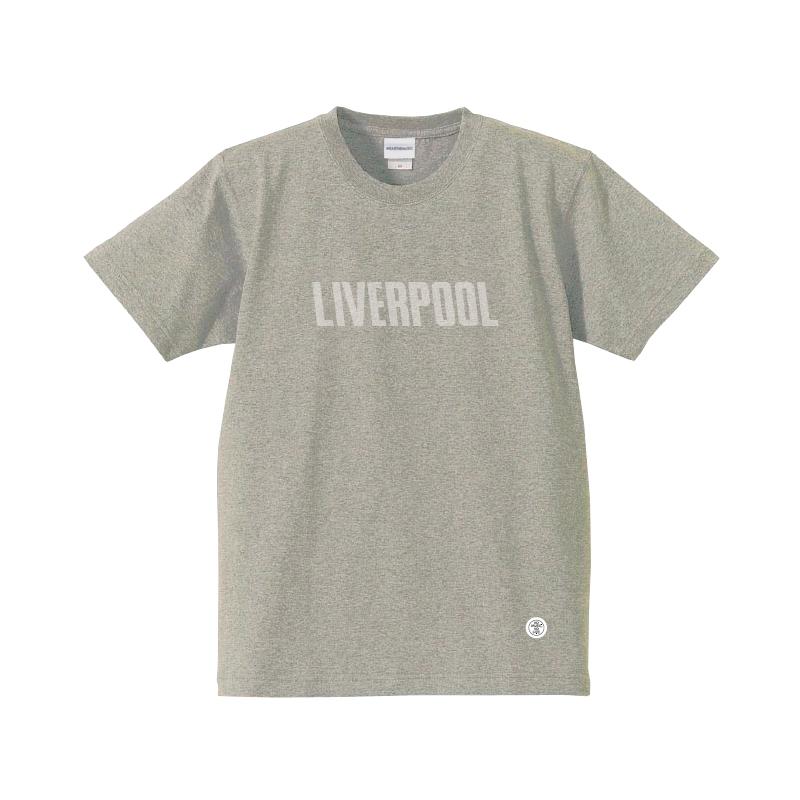 WTM_LIVERPOOL_T-Shirt グレー