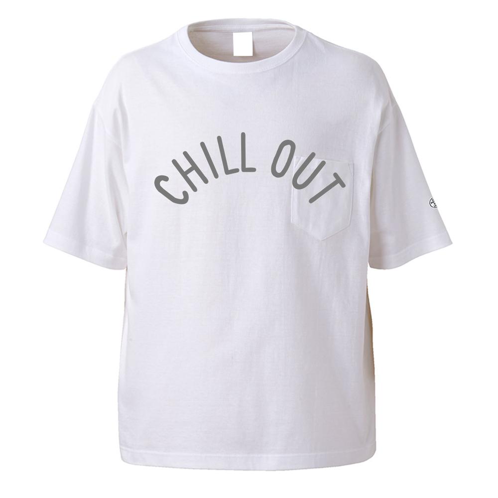 WTM_ジャンルBIG-T CHILL OUT(ホワイト)