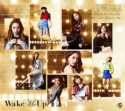 Wake Me Up (B) [CD+DVD]<初回限定盤>