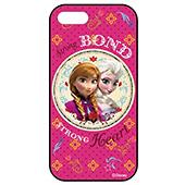 iPhone5/5sケース アナと雪の女王 アナ&エルサ<初回生産限定>