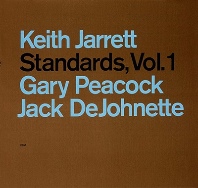 キース・ジャレット『スタンダーズ Vol.1』
