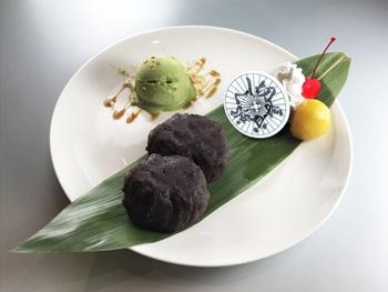 山姥切の茶菓子