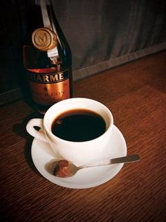 宜野座のブランデーコーヒー