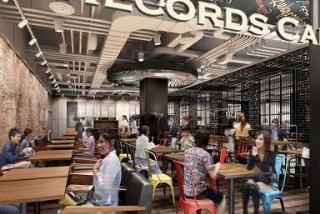 TOWER RECORDS CAFE梅田NU茶屋町店