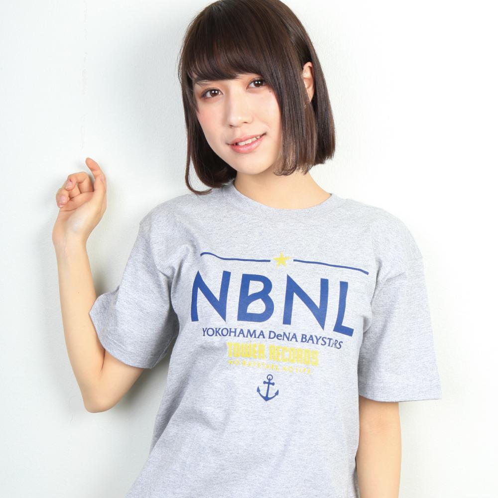 NO BAYSTARS, NO LIFE.(NBNL)Tシャツ