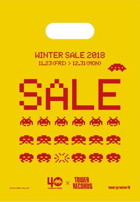 『WINTER SALE 2018』ショッピングバッグ