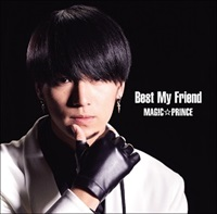 Best My Friend阿部個人盤