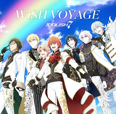 WiSH VOYAGE/Dancing∞BEAT!!Pジャケ写