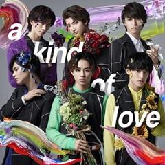 a kind of loveジャケ写