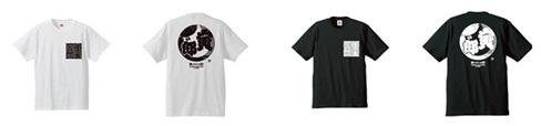 男はつらいよ 50周年 × TOWER RECORDS 40周年 T-shirts Bタイプ