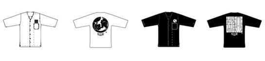 男はつらいよ 50周年 × TOWER RECORDS 40周年 ダボシャツ