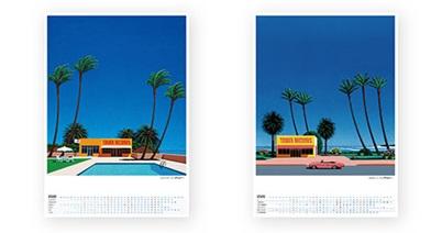 HIROSHI NAGAI × TOWER RECORDS ポスターカレンダー