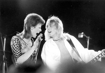 Beside Bowie メイン