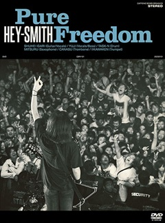 HEY-SMITH『Pure Freedom』