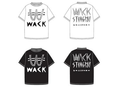 WACK × STINGRAY × TOWER RECORDS Tee