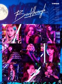 Breakthrough初回限定盤B