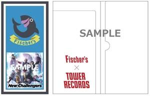 Fischers_タワーレコードオリジナル特典