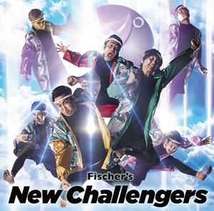 「New Challengers」ジャケット