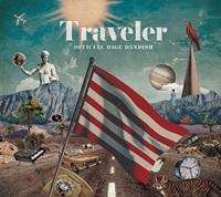 Traveler通常盤ジャケット