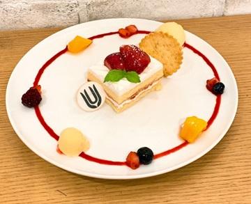 ガリレオのショートケーキ