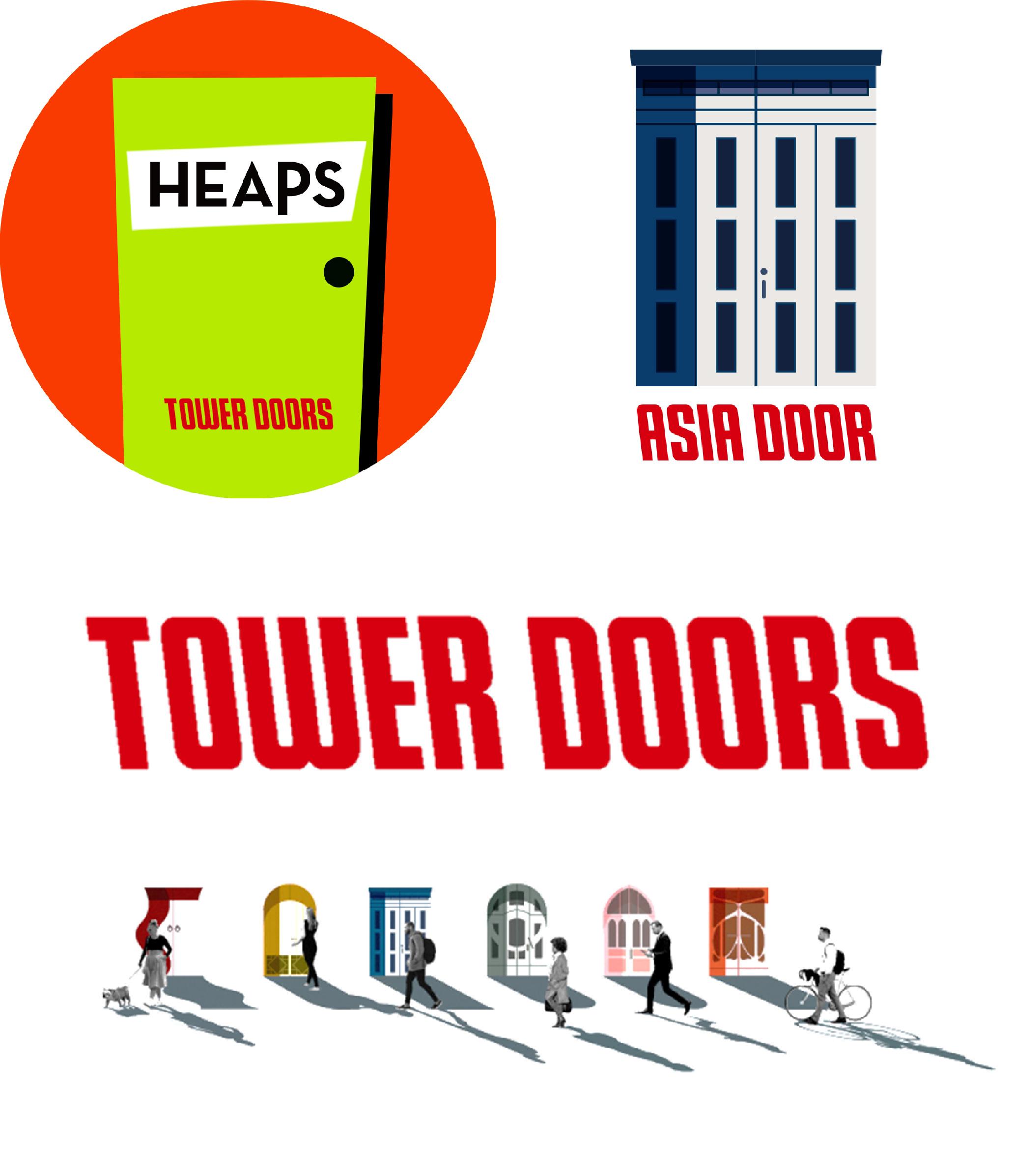 音楽キュレーションメディア「TOWER DOORS」 にニューヨークとアジアの専門2チャンネルが新設