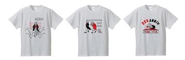 WTM クラシカルTシャツ Beethoven