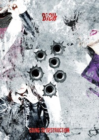 BiSH『GOiNG TO DESTRUCTiON』<初回生産限定盤>[CD+Blu-ray Disc+PHOTOBOOK](AVCD-96748)