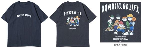 RSC × WTM S/S T-shirt Sumi