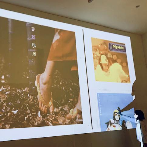 タワレコ上田店でデビュー30年間を振り返る「スピッツ玉手箱ジュークボックス展覧会」