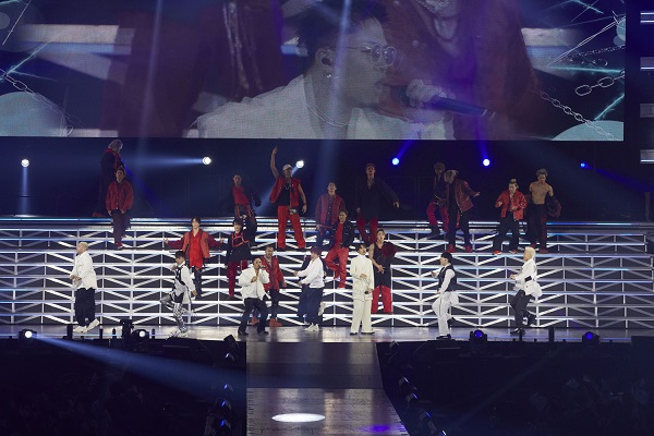 THE RAMPAGE / GENERATIONS