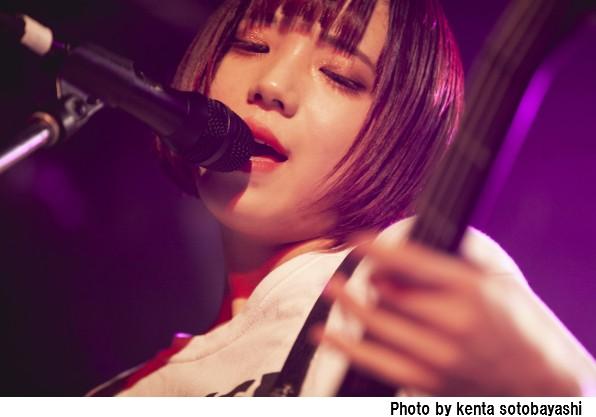 アユニ・D(BiSH)によるソロ・バンド・プロジェクト「PEDRO」、自身初となる全国ツアー「DOG IN CLASSROOM TOUR」がスタート