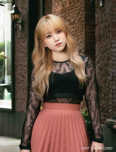 IZ*ONE、9月25日リリースの日本3rdシングル『Vampire』個人ヴィジュアルを順次公開