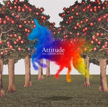 Mrs. GREEN APPLE、10月2日リリースの4thフル・アルバム『Attitude』の全貌をスペシャル・サイトに公開