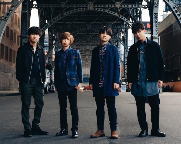 Official髭男dism、10月9日リリースのメジャー1stアルバム『Traveler』収録楽曲公開。来年3月よりアリーナ・ツアー開催決定