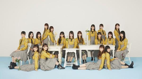 日向坂46、10月2日リリースのニュー・シングル『こんなに好きになっちゃっていいの?』ジャケ写&新アー写公開