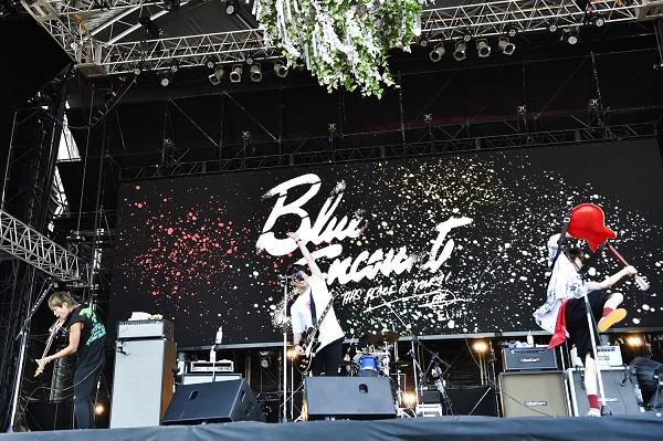 BLUE ENCOUT