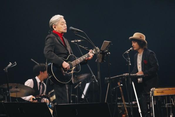 細野晴臣、音楽活動50周年オフィシャル・プロジェクトを締めくくる東京国際フォーラム2デイズ大盛況、大歓声のなか終了