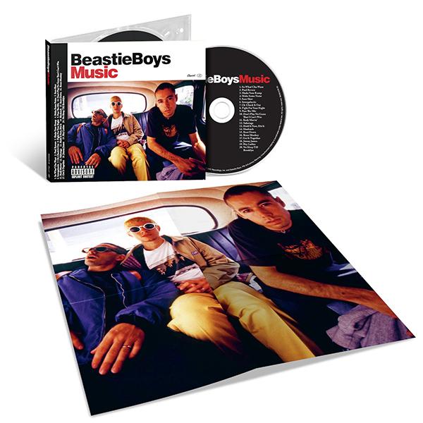 BEASTIE BOYS(ビースティ・ボーイズ)、ベスト・アルバム『Beastie Boys Music』10月23日リリース決定