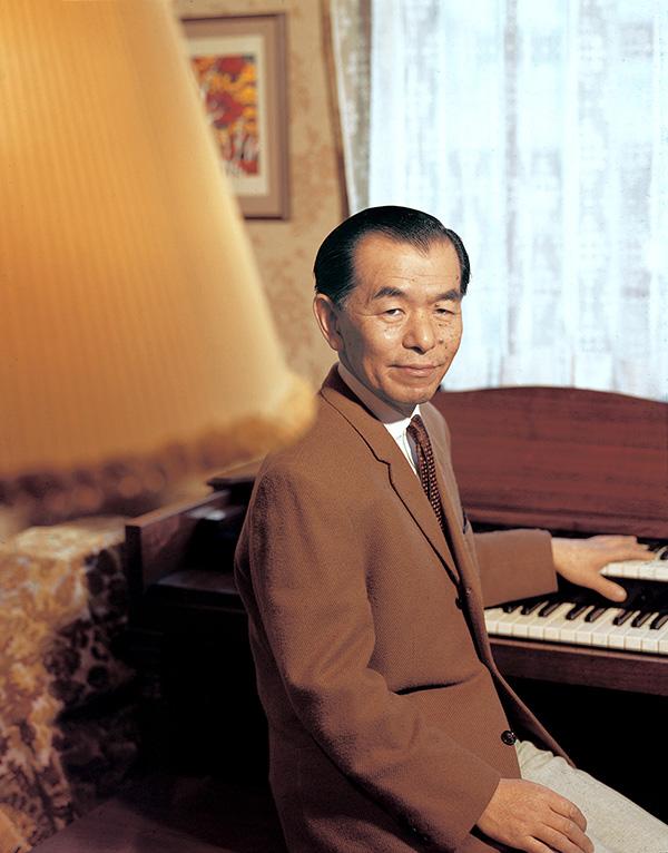 NHK朝ドラ「エール」放送再開。モデルとなっている作曲家 古関裕而の「貴重音声でよみがえるスペシャル対談」公開